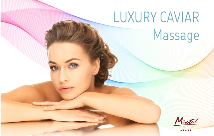 LUXURY CAVIAR MASSAGE